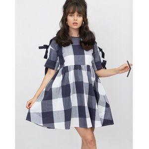 💎HOST PICK💎🆕 Lazy Oaf Left Field Tie Dress
